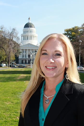 Shauna Krause President of Capitol Services Inc